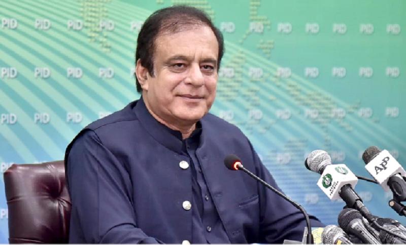 Nawaz Sharif will be in Pakistan's jail by January 15: Shibli Faraz