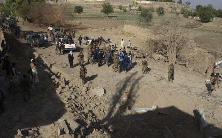 Suicide car bomb targets Afghan governor, kills 8