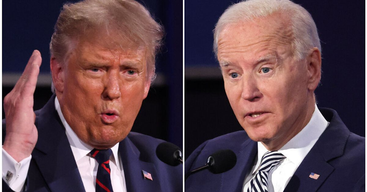 Trump sets hectic campaign pace, while frontrunner Biden stays home