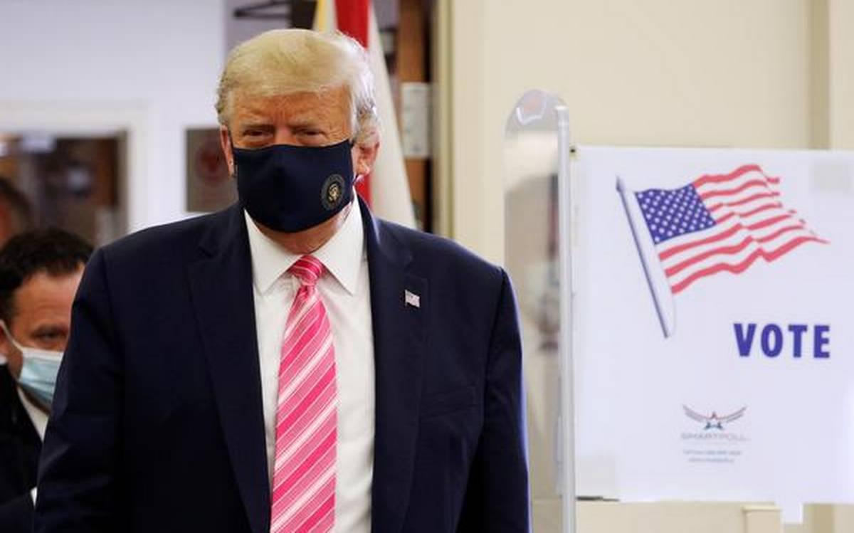 Trump votes in Florida before rallies; Biden focusing on Pennsylvania