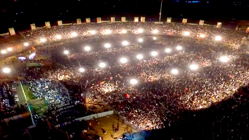 Two separate cases lodged against PML-N leaders in connection with PDM's Gujranwala rally