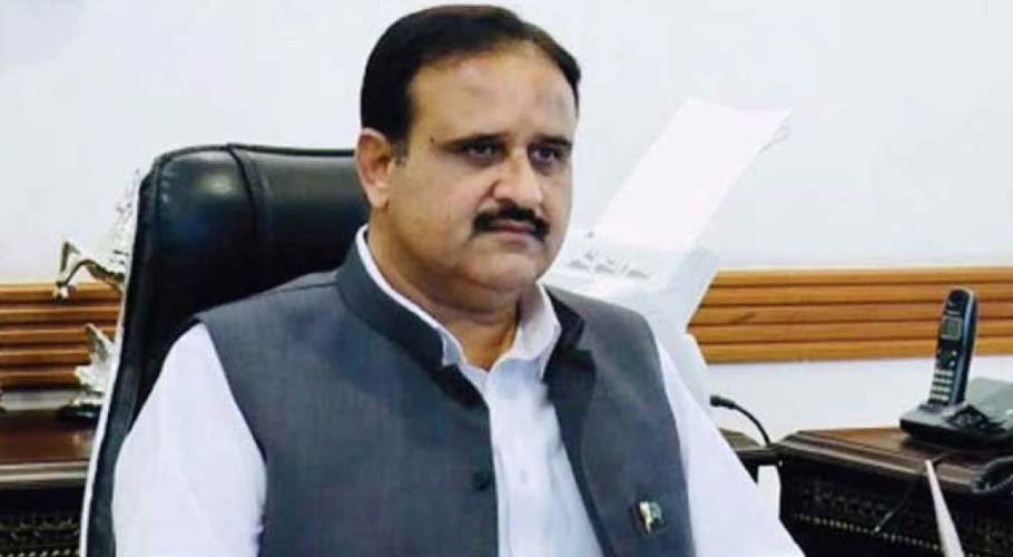 PTI govt not threatened by PDM: CM Buzdar