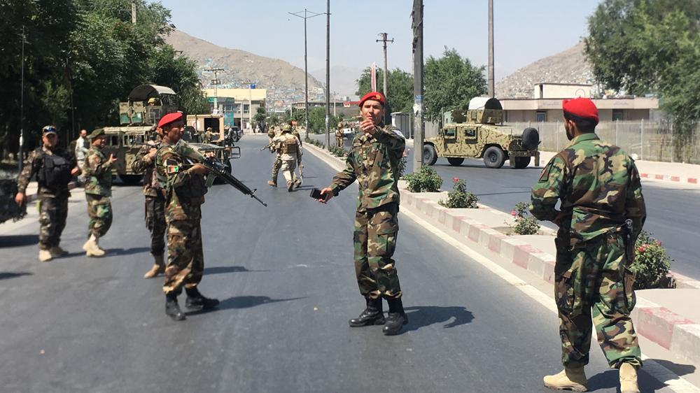 Official: Bombing in Kabul kills ten, including children