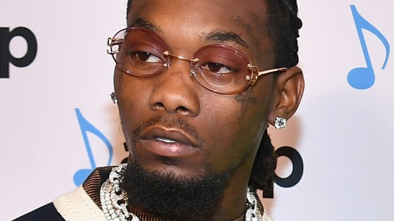 Offset mobbed by 'aggressive Trump supporters': The rapper streamed tragic incident