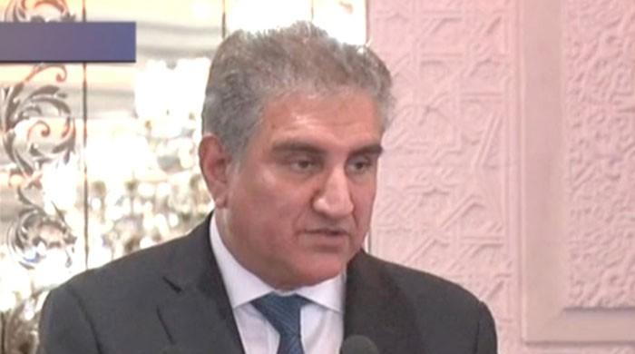India's belligerence poses threat to peace, security in the region: FM Qureshi