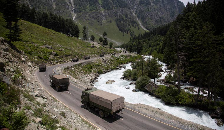 China has captured additional land in Ladakh: report