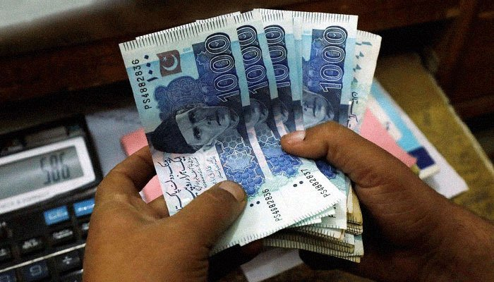 Rupee makes gain against dollar at opening day of week