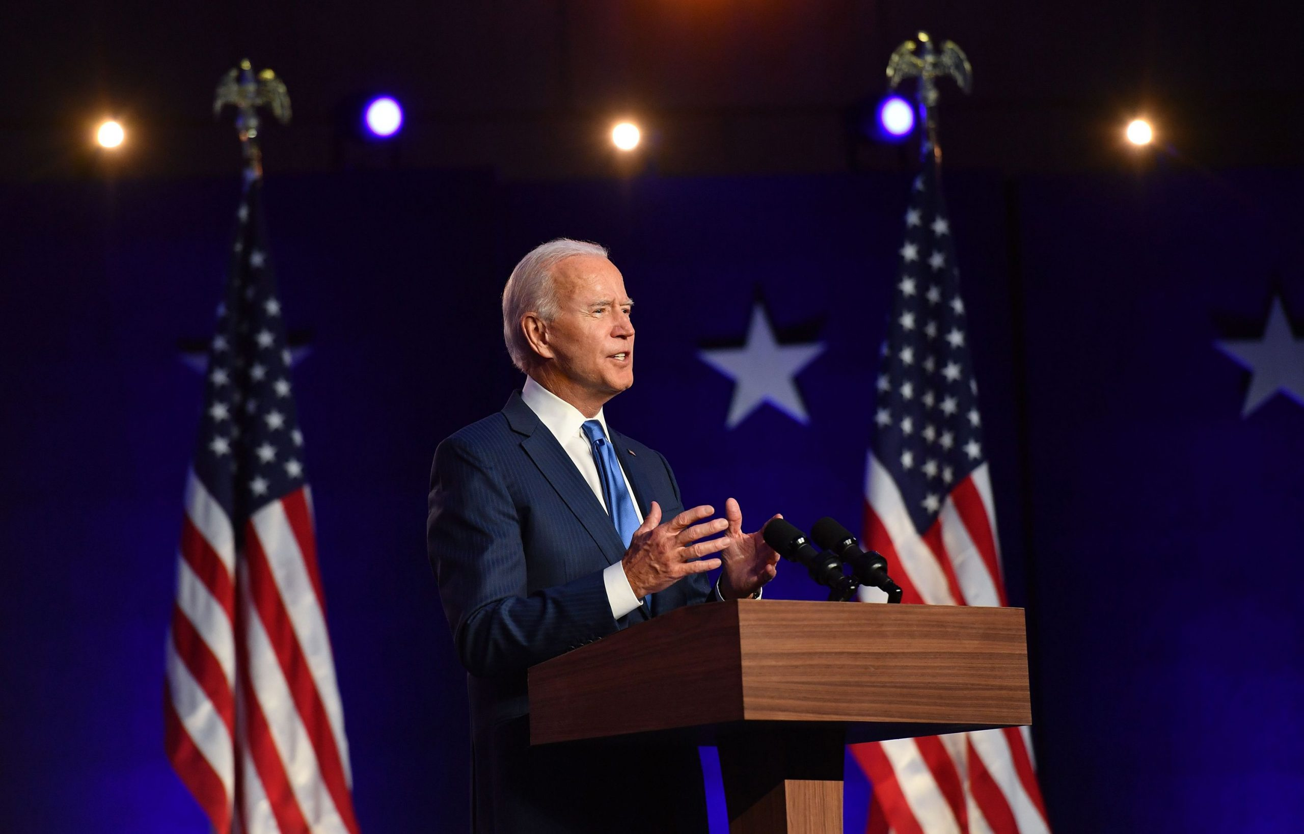 2020 Election Live Updates: Biden wins White House after taking Pennsylvania
