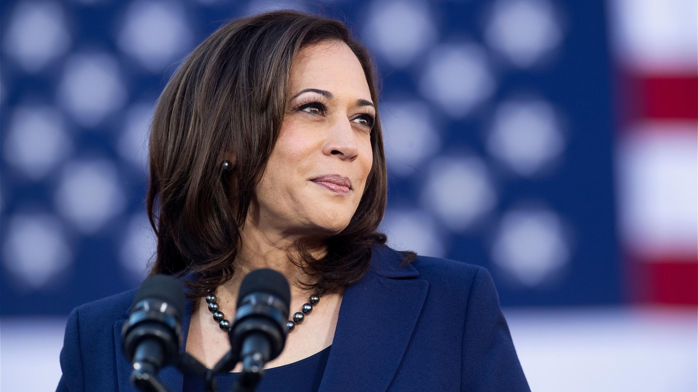 Kamala Harris: America's first woman vice president
