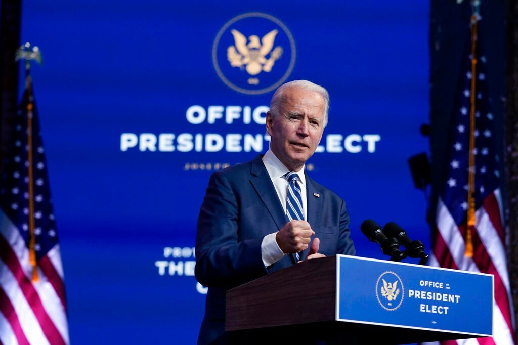Biden reassures Asian allies on defence commitments