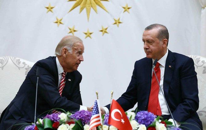 Erdogan congratulates Biden on election victory, urges stronger ties