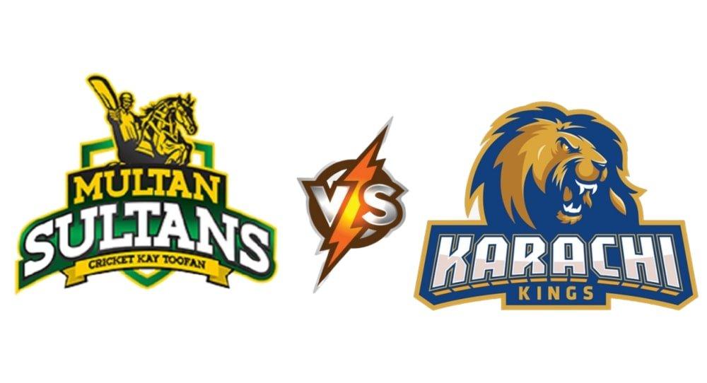 PSL 5 Live Score: Karachi Kings vs Multan Sultans, PSL 2020 Match 31