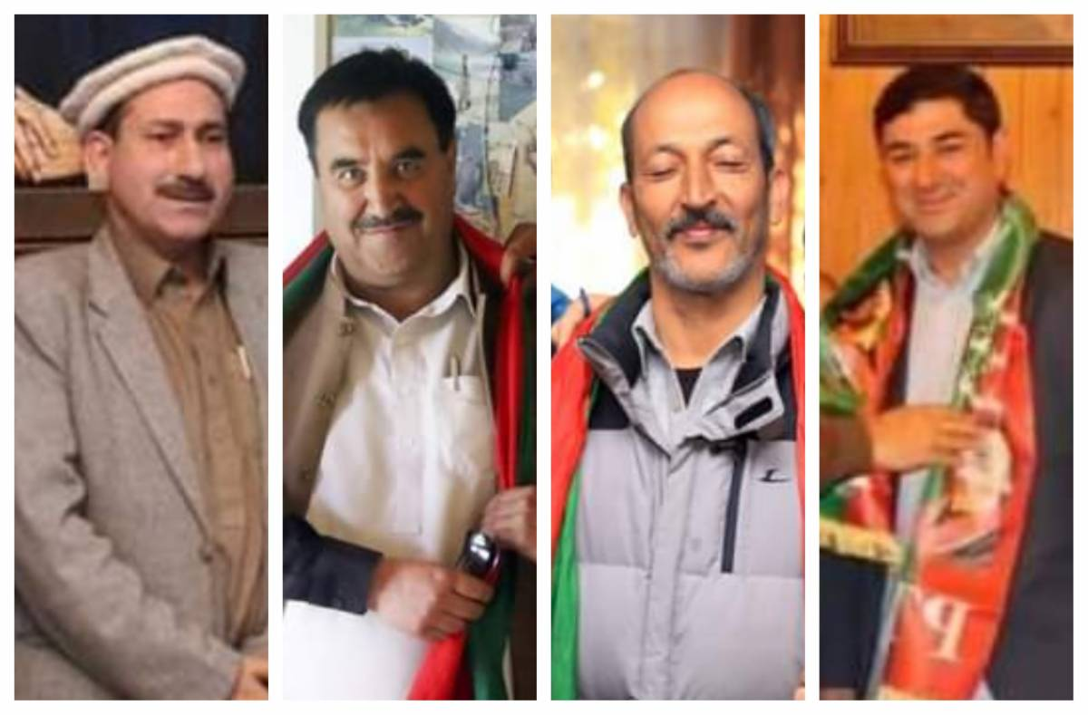 PTI set to form govt in Gilgit Baltistan after five independents join party