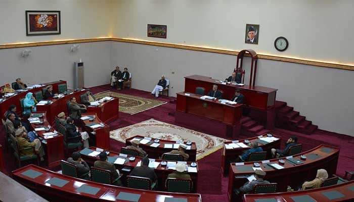 PTI's Amjad Ali Zaidi elected Speaker Gilgit-Baltistan Assembly