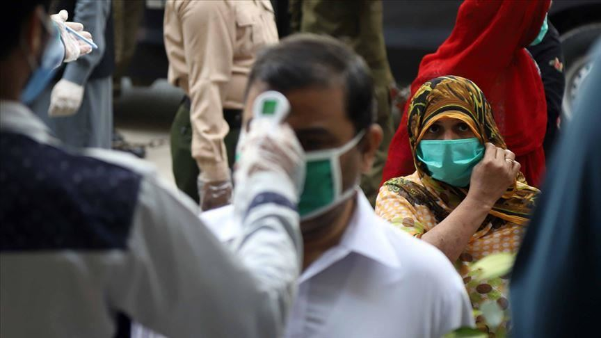 Pakistan reports over 3,000 new cases for first time since mid-July