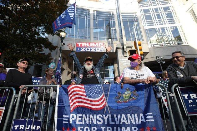 Republicans ask Supreme Court to halt Pennsylvania count