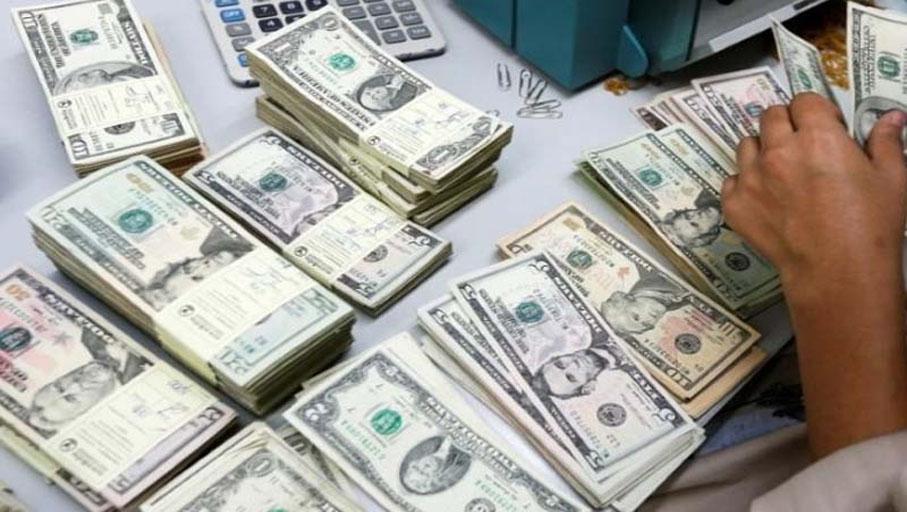 Rupee gains 14 paisa against USD in interbank