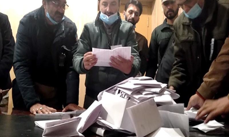 GB elections: Polling concludes peacefully in GBLA-3, vote count underway