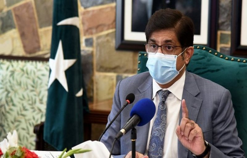 COVID-19 claims 17 more lives, infects 1,199 others in Sindh: CM Murad