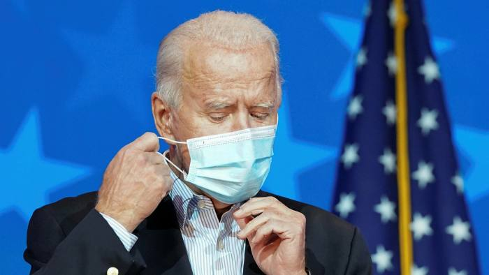 Biden to name 'leading scientists' Monday to Covid task force