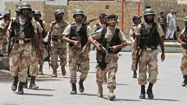 Karachi: Rangers launch new app for fast response