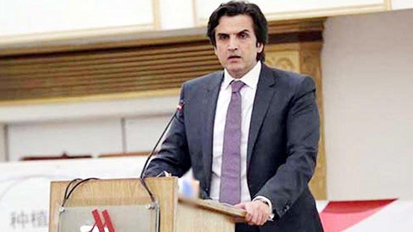 ADB's report on recovery of Pakistan's economy highly encouraging: Khusro Bakhtyar