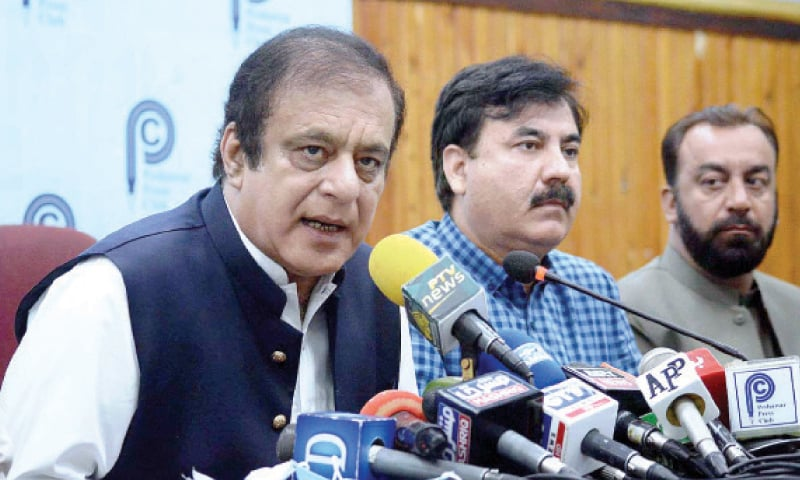 Opposition discussing agenda to spark chaos in country: Shibli
