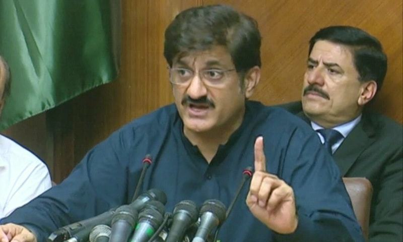 PPP parliamentarians have submitted resignations to leadership: CM Murad