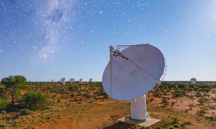 Australian telescope maps deep space at record speed