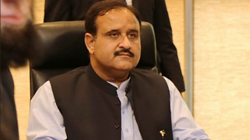 CM Burzdar reviews law and order situation in Lahore