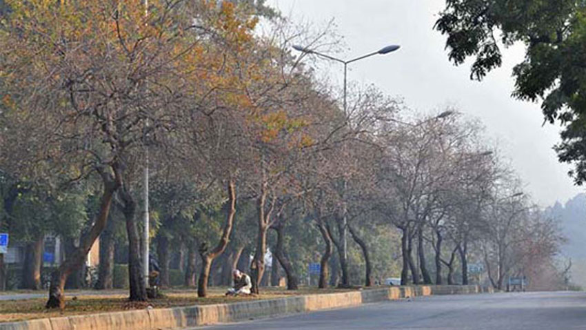 Cold and dry weather expected in most parts of country