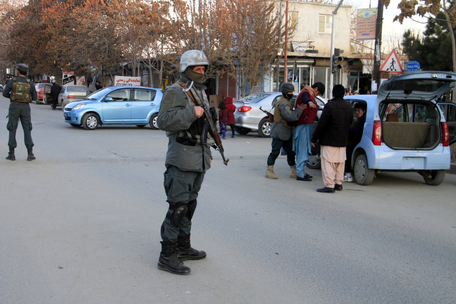 At least 15 children killed in east Afghanistan bomb blast