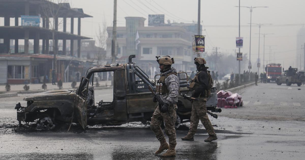 Eight killed as car bomb rocks Afghan capital