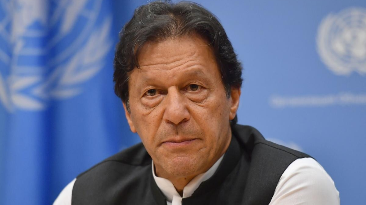 All of PTI's funding is legal and on record, says PM Imran