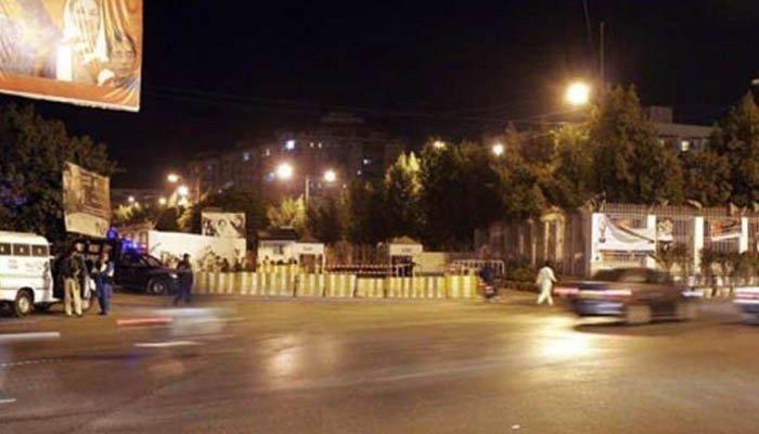 Magnetic bomb defused near Bilawal House in Karachi