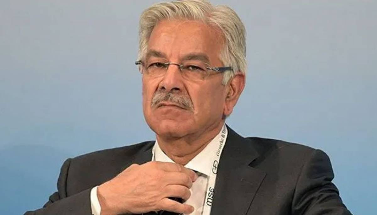 Accountability court orders NAB to file reference against Khawaja Asif
