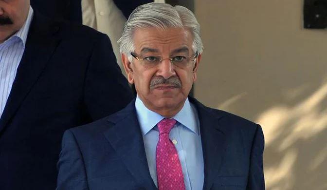 LHC issues notice to NAB on Khawaja Asif's bail plea