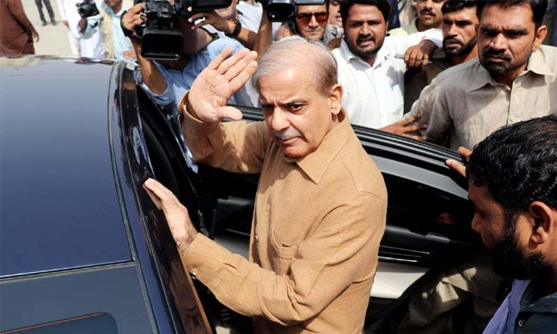 Shehbaz Sharif decides to move LHC against govt for not allowing him to travel abroad