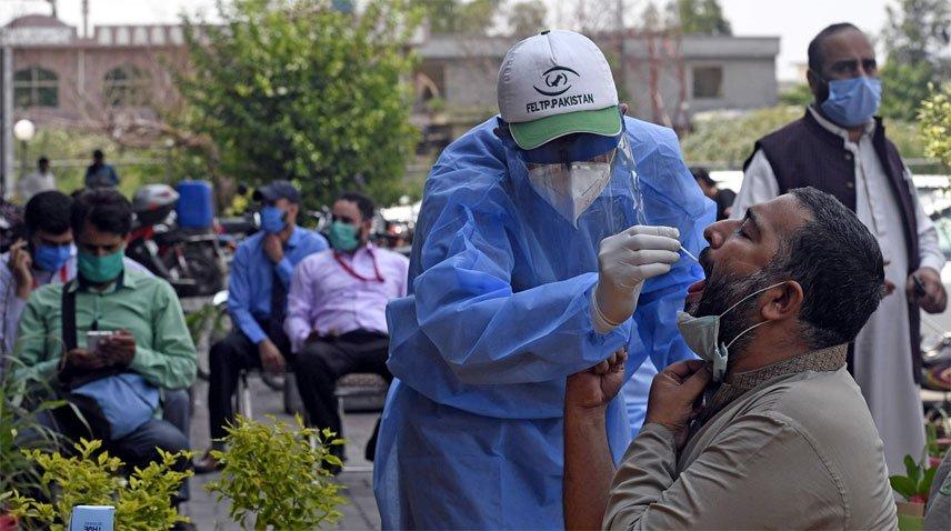 Pakistan reports 2,545 new coronavirus cases, 71 deaths