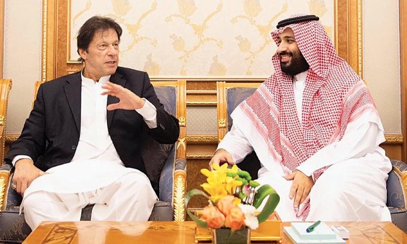 Pakistan returns $1 billion of Saudi Arabia's $3b loan