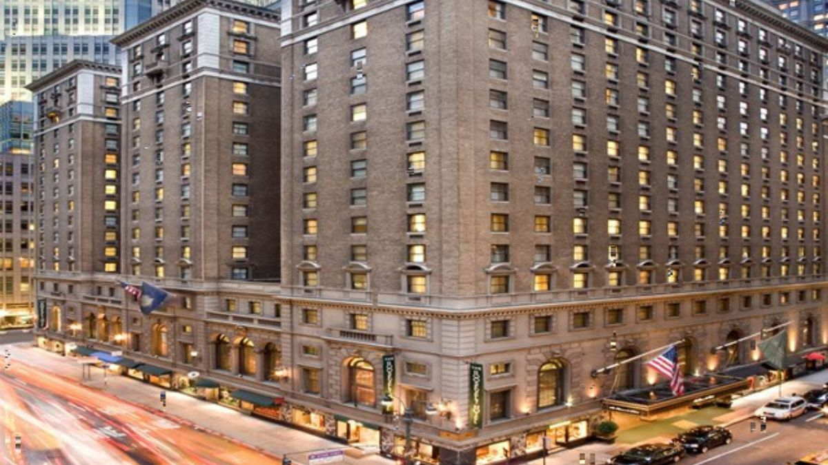Pakistan's Roosevelt Hotel in New York shuts down after 94 years