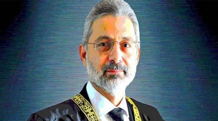 Supreme Court accepts Justice Qazi Faez Isa's review petition against presidential reference verdict