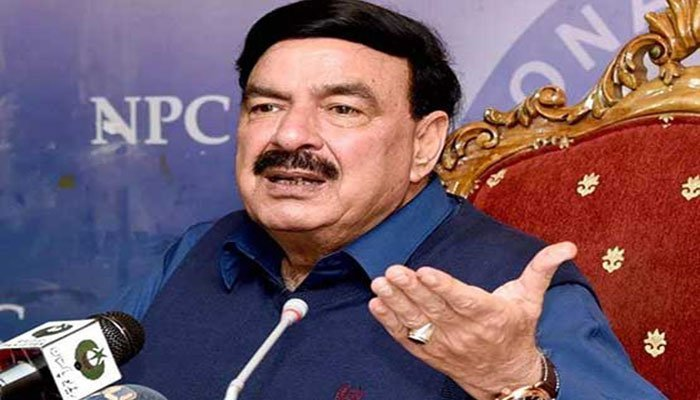 Will overcome all challenges under leadership of PM Imran: Sheikh Rashid