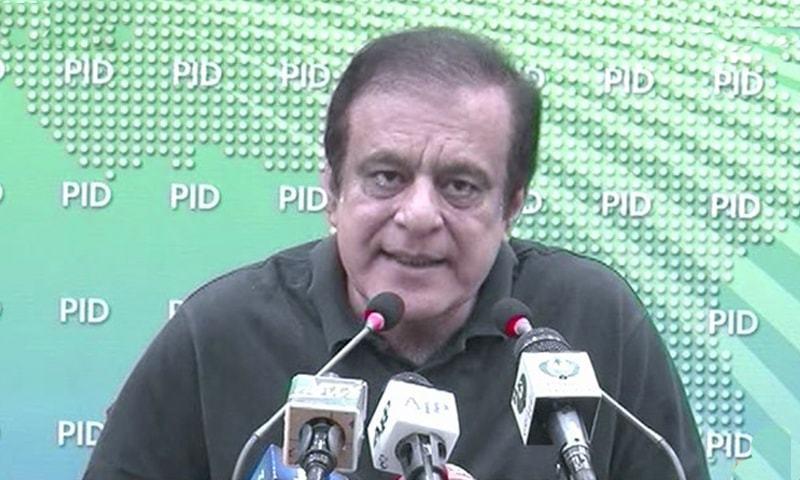 Shibli Faraz terms PDM as 'group of hypocrites'