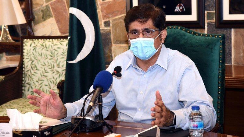 Sindh CM Murad Ali Shah submits resignation in Bilawal House