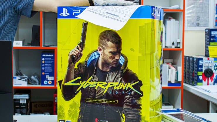 Sony pulls Cyberpunk 2077 from PlayStation Store after backlash