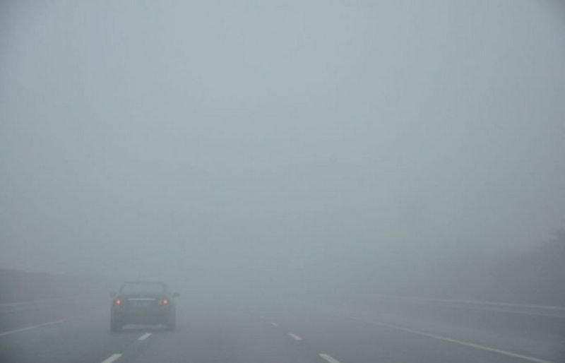 Two killed, four injured as dense fog blankets parts of Punjab