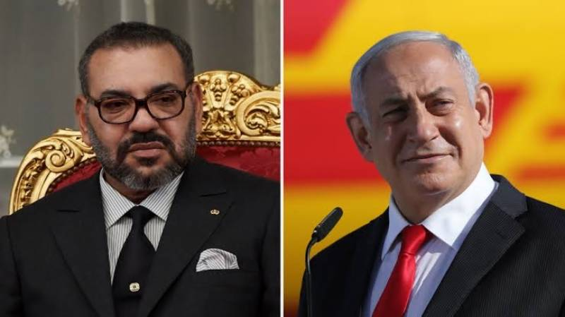 Netanyahu invites Moroccan king to visit Israel: statement