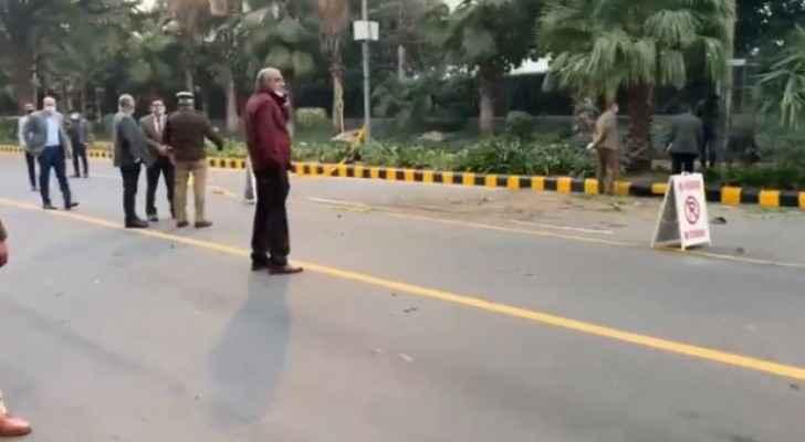 Explosion heard near Israeli embassy in New Delhi: reports