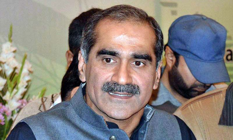 PDM aims to restore democracy in country: Saad Rafique